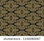 classic seamless vector pattern....   Shutterstock .eps vector #1140080087