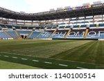 odessa  ukraine   july 22  2018 ...   Shutterstock . vector #1140100514
