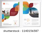 template vector design for... | Shutterstock .eps vector #1140156587