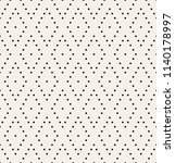 vector seamless pattern. modern ...   Shutterstock .eps vector #1140178997