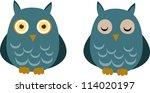 Blue Owl Awake And Asleep