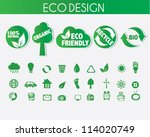 Eco Friendly Icons Design With...