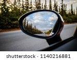 mirror view of the atlas... | Shutterstock . vector #1140216881