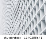 white wall design architecture... | Shutterstock . vector #1140255641