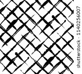 modern handdrawn diagonal...   Shutterstock .eps vector #1140256007
