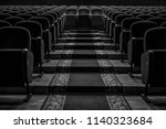 classic armchairs of old... | Shutterstock . vector #1140323684