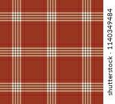 tartan traditional checkered... | Shutterstock .eps vector #1140349484