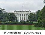 washington  dc   usa   july 23  ... | Shutterstock . vector #1140407891