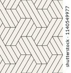 vector seamless pattern. modern ... | Shutterstock .eps vector #1140549977