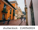 colombia   april 26  people... | Shutterstock . vector #1140563024