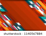 abstract background design with ... | Shutterstock .eps vector #1140567884