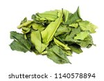 dried papeda spice leaves ... | Shutterstock . vector #1140578894