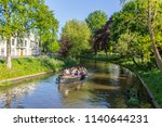 utrecht  netherlands   may 5 ... | Shutterstock . vector #1140644231