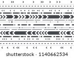 abstract technology pattern for ... | Shutterstock .eps vector #1140662534