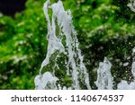 The Water Flowing From The...