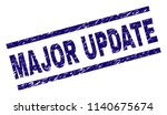 major update stamp seal... | Shutterstock .eps vector #1140675674
