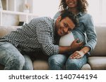 young pakistani man with...   Shutterstock . vector #1140744194