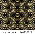 line pattern collection ... | Shutterstock . vector #1140752021