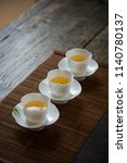 china all kinds of tea | Shutterstock . vector #1140780137