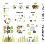 infographic elements  creative...   Shutterstock .eps vector #1140784574