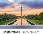 Washington Monument On The...
