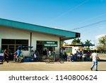 costa rica nicaragua border.... | Shutterstock . vector #1140800624