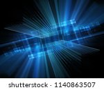 abstract background element.... | Shutterstock . vector #1140863507