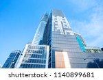 singapore city  singapore  ... | Shutterstock . vector #1140899681