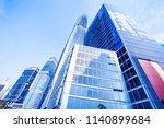 singapore city  singapore  ... | Shutterstock . vector #1140899684