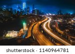 awesome technology in awesome... | Shutterstock . vector #1140964781