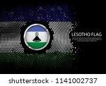 background halftone gradient... | Shutterstock .eps vector #1141002737