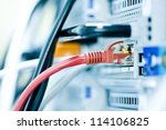 network server | Shutterstock . vector #114106825