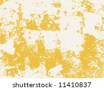 abstract yellow texture... | Shutterstock . vector #11410837