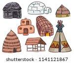 illustration of different... | Shutterstock .eps vector #1141121867