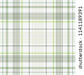 tartan traditional checkered... | Shutterstock .eps vector #1141189391