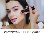 concealer stick. charming... | Shutterstock . vector #1141199084