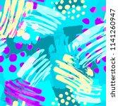 surface pattern design ...   Shutterstock .eps vector #1141260947