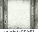 Wood and grunge background - stock photo