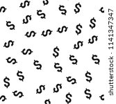 money seamless pattern cover....