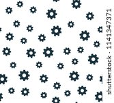 gear seamless pattern cover....