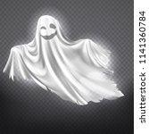 vector illustration of white... | Shutterstock .eps vector #1141360784