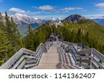 Sulphur Mountain Top Is Visited ...