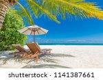 tranquil scenery  relaxing...   Shutterstock . vector #1141387661