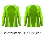 design for sublimation print.... | Shutterstock .eps vector #1141391057