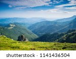 central balkan national park in ...   Shutterstock . vector #1141436504