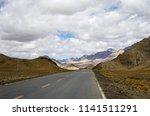 urban landscape road | Shutterstock . vector #1141511291