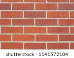 Traditional pattern modern reddish brown brick wall background