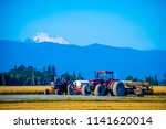 washington state countryside... | Shutterstock . vector #1141620014