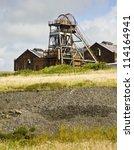 coal mine | Shutterstock . vector #114164941