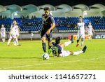 toyota thai league 1   22 july... | Shutterstock . vector #1141657271